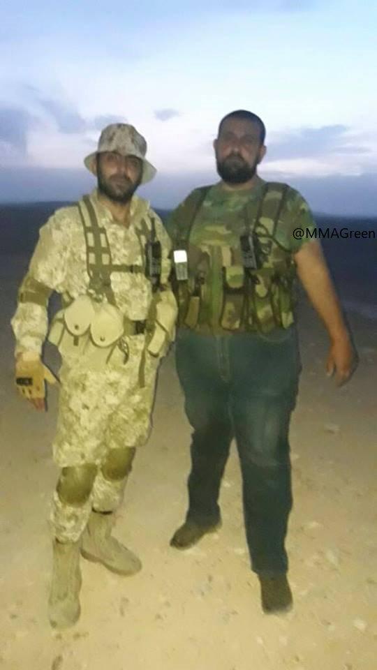 ΕΚΤΑΚΤΟ – Φωτιά και ατσάλι στα σύνορα Συρίας-Ιράκ-Ιορδανίας: Εισβολή βρετανικών-αμερικανικών δυνάμεων και μάχες σώμα με σώμα στο έδαφος με έπαθλο την Deir Ezzor – Aεροπορικές επιδρομές εναντίον του συριακού Στρατού (βίντεο) - Εικόνα9