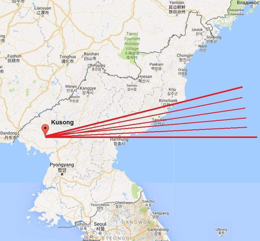 ΕΚΤΑΚΤΟ – Ο Κιμ Γιονγκ Ουν πάτησε το «κουμπί» στα μούτρα των ΗΠΑ – Εκτόξευσε βαλλιστικό πύραυλο IRBM – Σοκ σε Ν.Κορέα-Ιαπωνία: Με απόλυτη επιτυχία στέφθηκε η εκτόξευση! - Εικόνα0