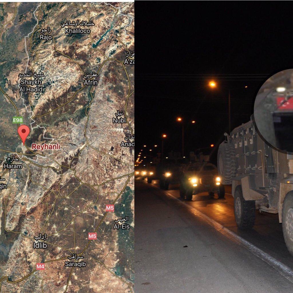 ΕΚΤΑΚΤΟ – Ξεκίνησε η εισβολή 25.000 Τούρκων στην Συρία με ρωσική αεροπορική κάλυψη – Κλείνουν την κουρδική έξοδο προς τη Μεσόγειο -Μετωπική Τουρκίας με ΗΠΑ-Ισραήλ - Εικόνα12