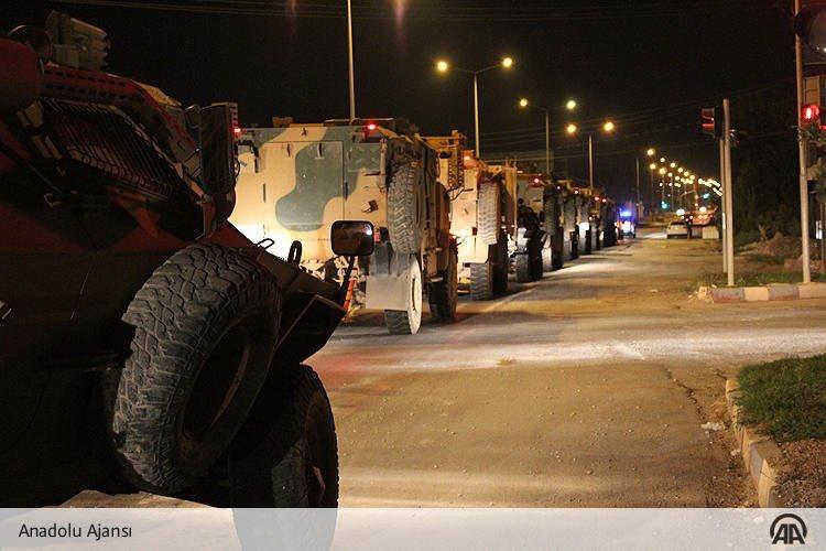 ΕΚΤΑΚΤΟ – Ξεκίνησε η εισβολή 25.000 Τούρκων στην Συρία με ρωσική αεροπορική κάλυψη – Κλείνουν την κουρδική έξοδο προς τη Μεσόγειο -Μετωπική Τουρκίας με ΗΠΑ-Ισραήλ - Εικόνα13