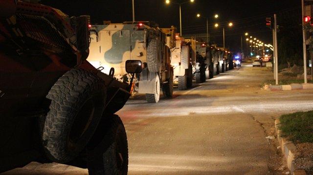 ΕΚΤΑΚΤΟ – Ξεκίνησε η εισβολή 25.000 Τούρκων στην Συρία με ρωσική αεροπορική κάλυψη – Κλείνουν την κουρδική έξοδο προς τη Μεσόγειο -Μετωπική Τουρκίας με ΗΠΑ-Ισραήλ - Εικόνα17