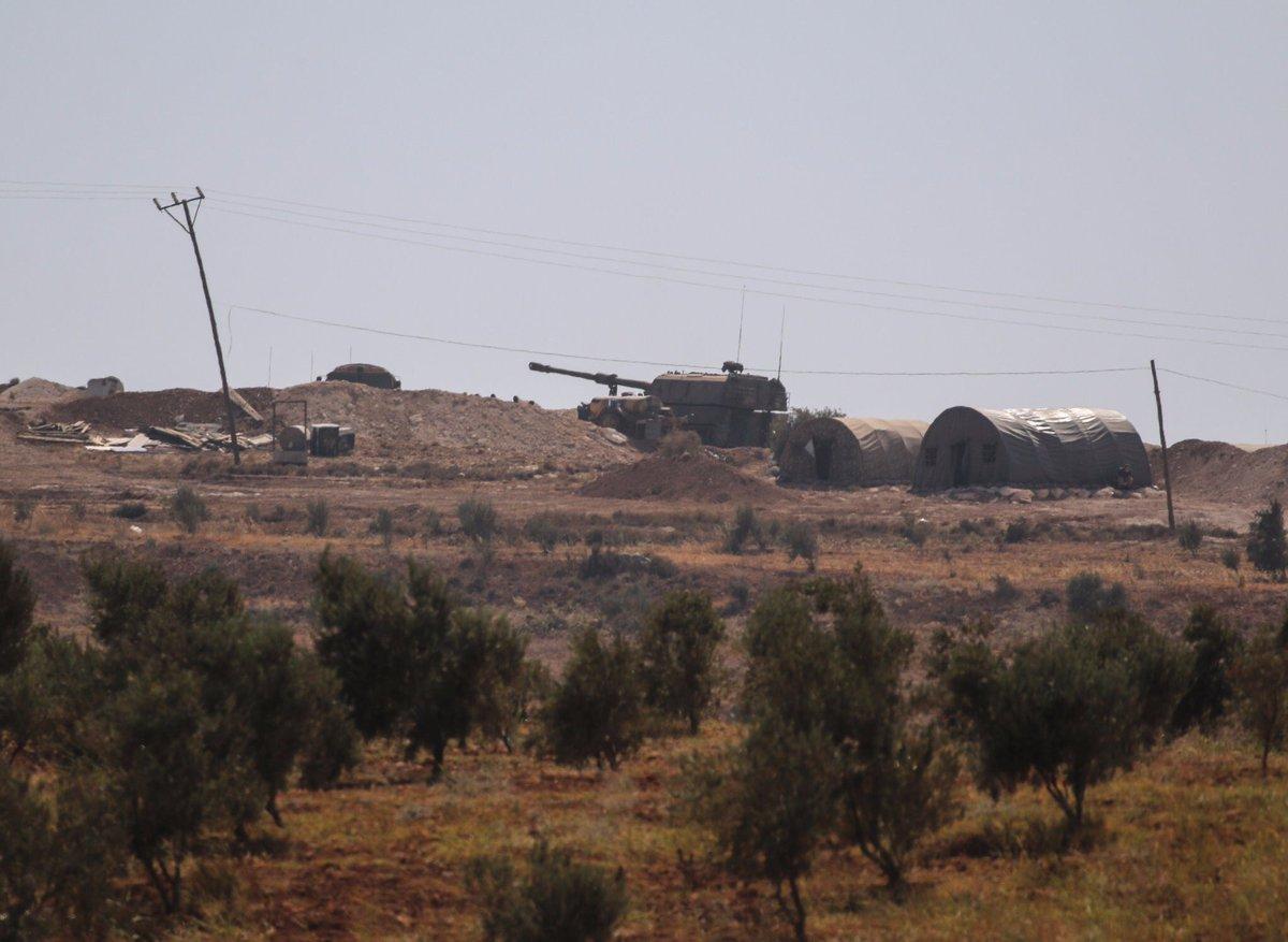ΕΚΤΑΚΤΟ – Ξεκίνησε η εισβολή 25.000 Τούρκων στην Συρία με ρωσική αεροπορική κάλυψη – Κλείνουν την κουρδική έξοδο προς τη Μεσόγειο -Μετωπική Τουρκίας με ΗΠΑ-Ισραήλ - Εικόνα2