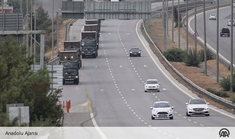 ΕΚΤΑΚΤΟ – Ξεκίνησε η εισβολή 25.000 Τούρκων στην Συρία με ρωσική αεροπορική κάλυψη – Κλείνουν την κουρδική έξοδο προς τη Μεσόγειο -Μετωπική Τουρκίας με ΗΠΑ-Ισραήλ - Εικόνα20