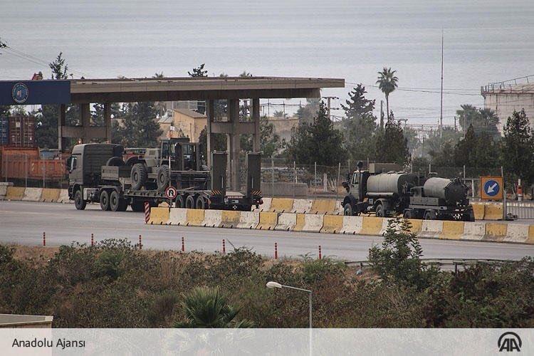 ΕΚΤΑΚΤΟ – Ξεκίνησε η εισβολή 25.000 Τούρκων στην Συρία με ρωσική αεροπορική κάλυψη – Κλείνουν την κουρδική έξοδο προς τη Μεσόγειο -Μετωπική Τουρκίας με ΗΠΑ-Ισραήλ - Εικόνα21