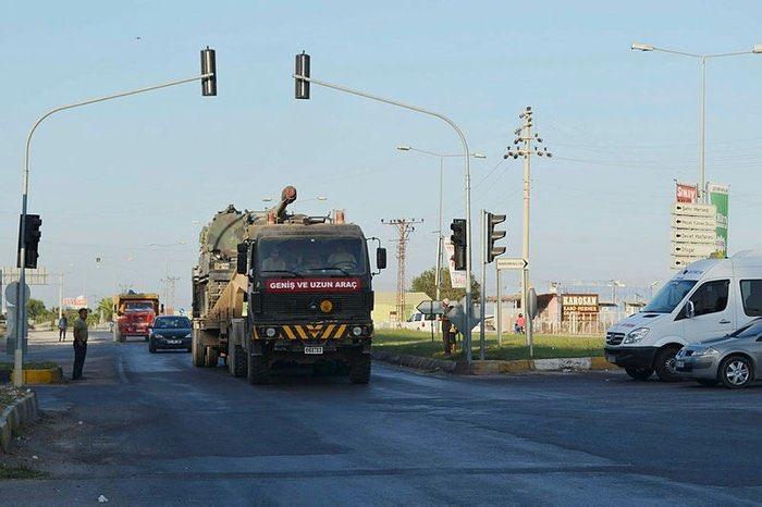 ΕΚΤΑΚΤΟ – Ξεκίνησε η εισβολή 25.000 Τούρκων στην Συρία με ρωσική αεροπορική κάλυψη – Κλείνουν την κουρδική έξοδο προς τη Μεσόγειο -Μετωπική Τουρκίας με ΗΠΑ-Ισραήλ - Εικόνα22