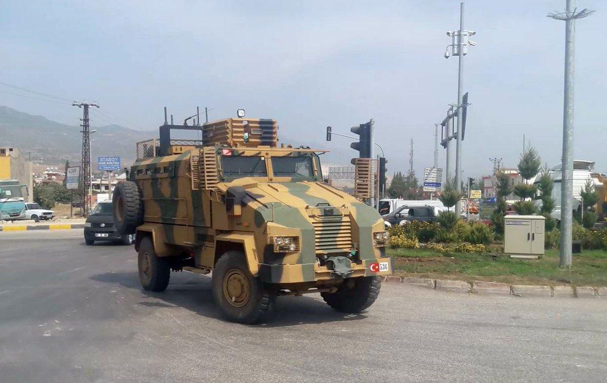 ΕΚΤΑΚΤΟ – Ξεκίνησε η εισβολή 25.000 Τούρκων στην Συρία με ρωσική αεροπορική κάλυψη – Κλείνουν την κουρδική έξοδο προς τη Μεσόγειο -Μετωπική Τουρκίας με ΗΠΑ-Ισραήλ - Εικόνα24
