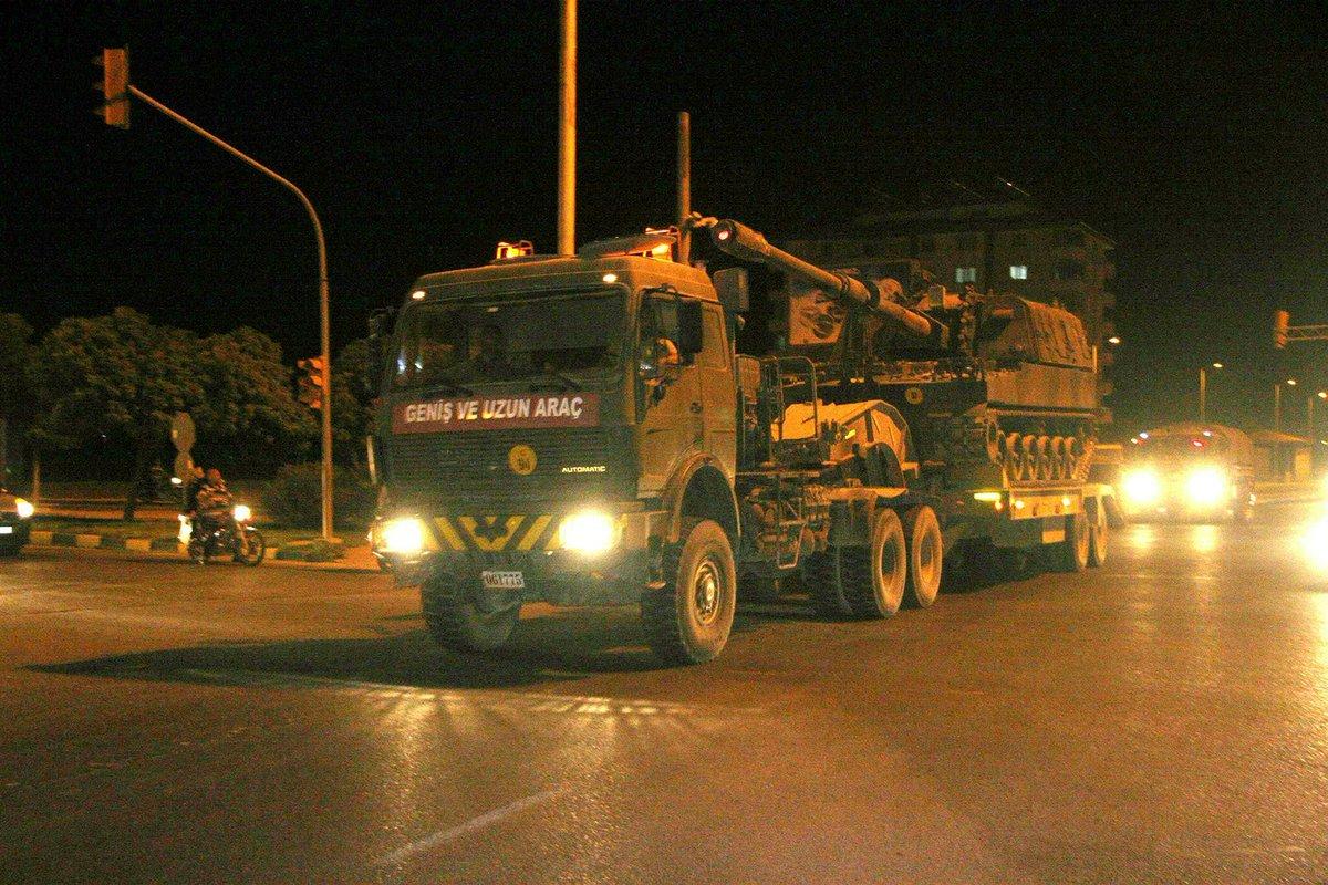 ΕΚΤΑΚΤΟ – Ξεκίνησε η εισβολή 25.000 Τούρκων στην Συρία με ρωσική αεροπορική κάλυψη – Κλείνουν την κουρδική έξοδο προς τη Μεσόγειο -Μετωπική Τουρκίας με ΗΠΑ-Ισραήλ - Εικόνα25