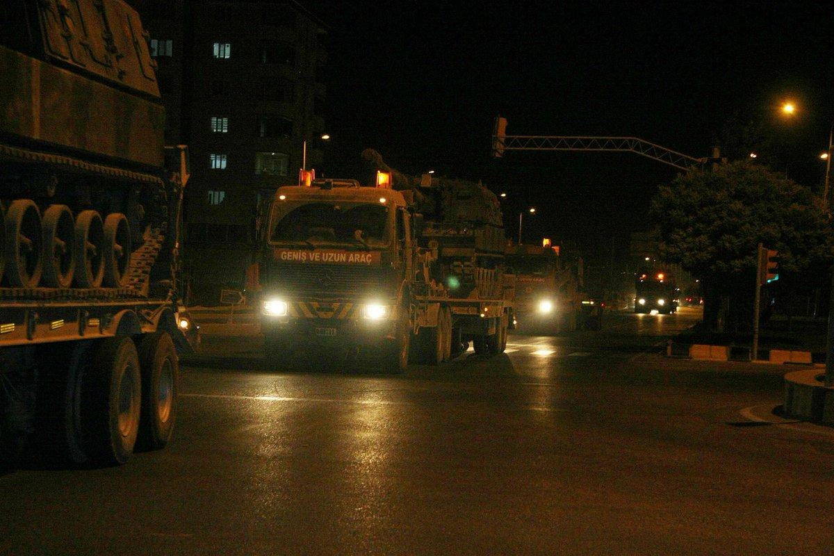 ΕΚΤΑΚΤΟ – Ξεκίνησε η εισβολή 25.000 Τούρκων στην Συρία με ρωσική αεροπορική κάλυψη – Κλείνουν την κουρδική έξοδο προς τη Μεσόγειο -Μετωπική Τουρκίας με ΗΠΑ-Ισραήλ - Εικόνα26