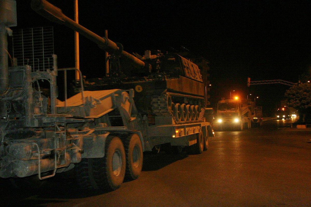 ΕΚΤΑΚΤΟ – Ξεκίνησε η εισβολή 25.000 Τούρκων στην Συρία με ρωσική αεροπορική κάλυψη – Κλείνουν την κουρδική έξοδο προς τη Μεσόγειο -Μετωπική Τουρκίας με ΗΠΑ-Ισραήλ - Εικόνα27