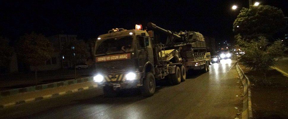 ΕΚΤΑΚΤΟ – Ξεκίνησε η εισβολή 25.000 Τούρκων στην Συρία με ρωσική αεροπορική κάλυψη – Κλείνουν την κουρδική έξοδο προς τη Μεσόγειο -Μετωπική Τουρκίας με ΗΠΑ-Ισραήλ - Εικόνα29