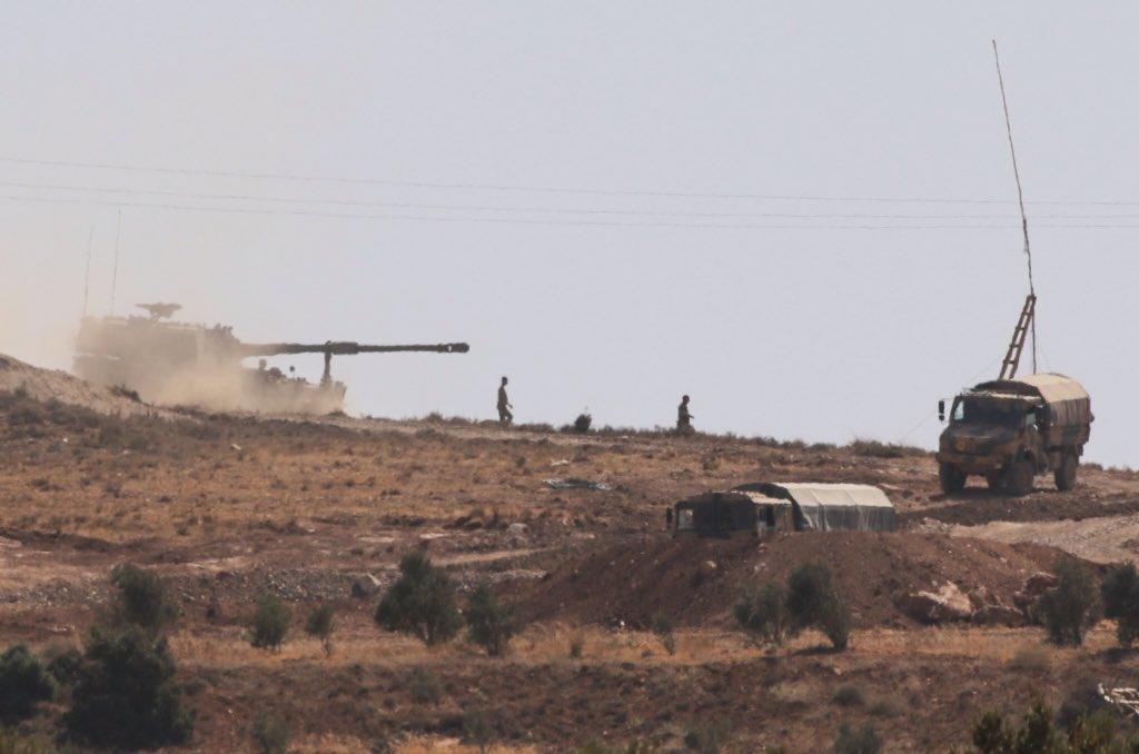 ΕΚΤΑΚΤΟ – Ξεκίνησε η εισβολή 25.000 Τούρκων στην Συρία με ρωσική αεροπορική κάλυψη – Κλείνουν την κουρδική έξοδο προς τη Μεσόγειο -Μετωπική Τουρκίας με ΗΠΑ-Ισραήλ - Εικόνα3