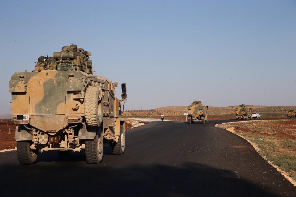 ΕΚΤΑΚΤΟ – Ξεκίνησε η εισβολή 25.000 Τούρκων στην Συρία με ρωσική αεροπορική κάλυψη – Κλείνουν την κουρδική έξοδο προς τη Μεσόγειο -Μετωπική Τουρκίας με ΗΠΑ-Ισραήλ - Εικόνα4