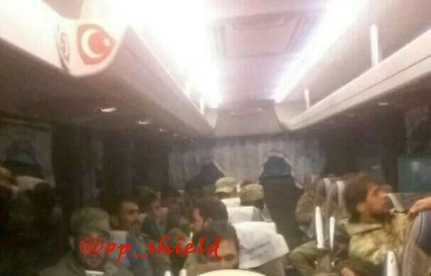 ΕΚΤΑΚΤΟ – Ξεκίνησε η εισβολή 25.000 Τούρκων στην Συρία με ρωσική αεροπορική κάλυψη – Κλείνουν την κουρδική έξοδο προς τη Μεσόγειο -Μετωπική Τουρκίας με ΗΠΑ-Ισραήλ - Εικόνα5