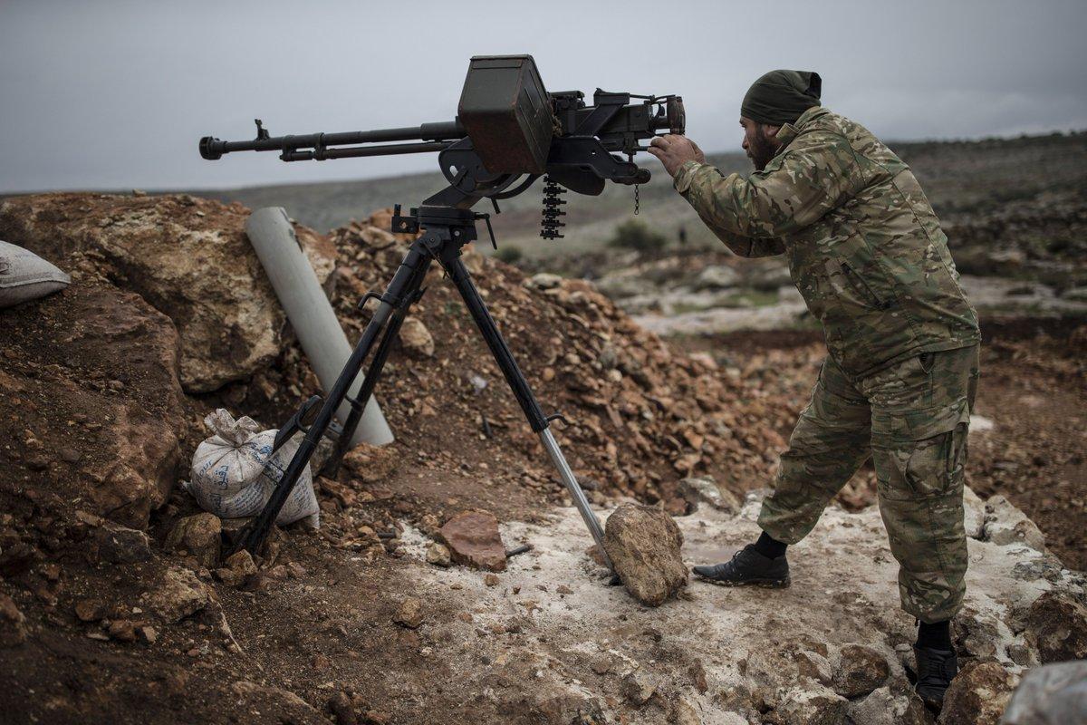 ΕΚΤΑΚΤΟ – Μιλάνε πλέον τα όπλα στην Αφρίν: Ανοιξαν πυρ και οι Αμερικανοί – «Θα τους κάψουμε ζωντανούς έναν-έναν – Θα μπούμε Τουρκία» λένε οι Κούρδοι - Εικόνα6