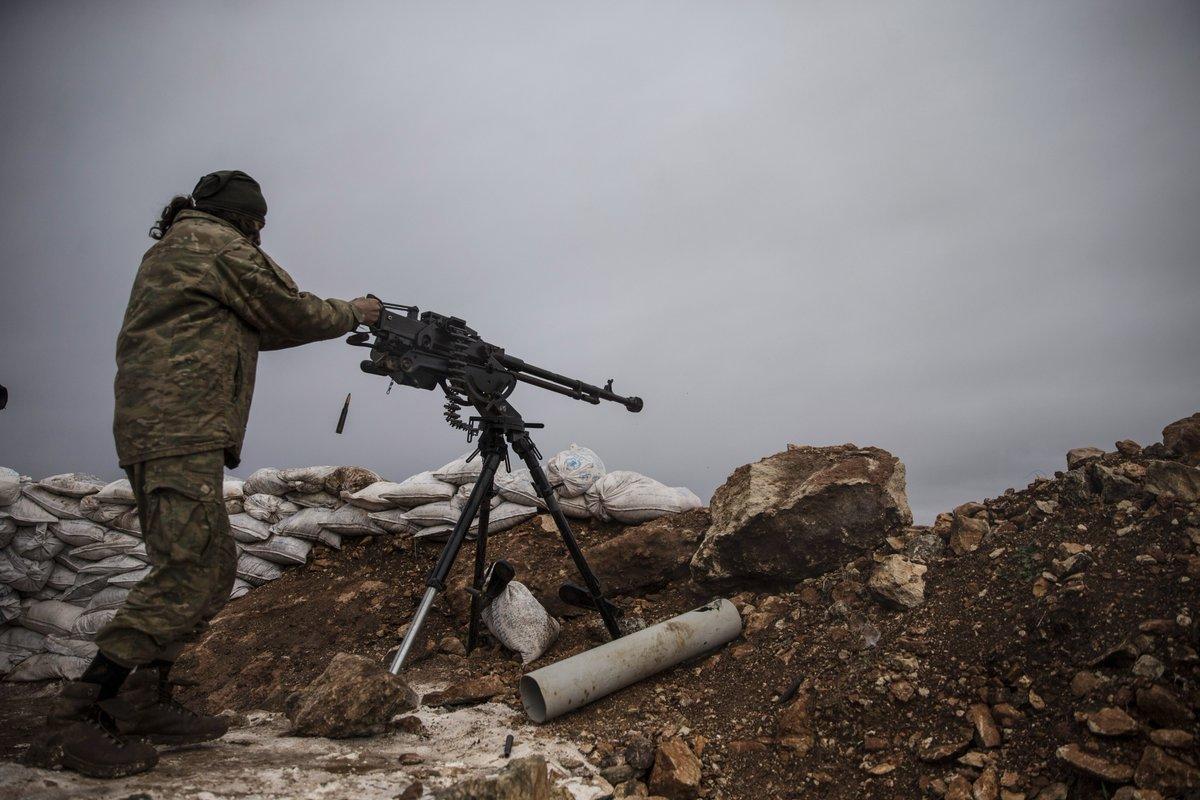 ΕΚΤΑΚΤΟ – Μιλάνε πλέον τα όπλα στην Αφρίν: Ανοιξαν πυρ και οι Αμερικανοί – «Θα τους κάψουμε ζωντανούς έναν-έναν – Θα μπούμε Τουρκία» λένε οι Κούρδοι - Εικόνα7