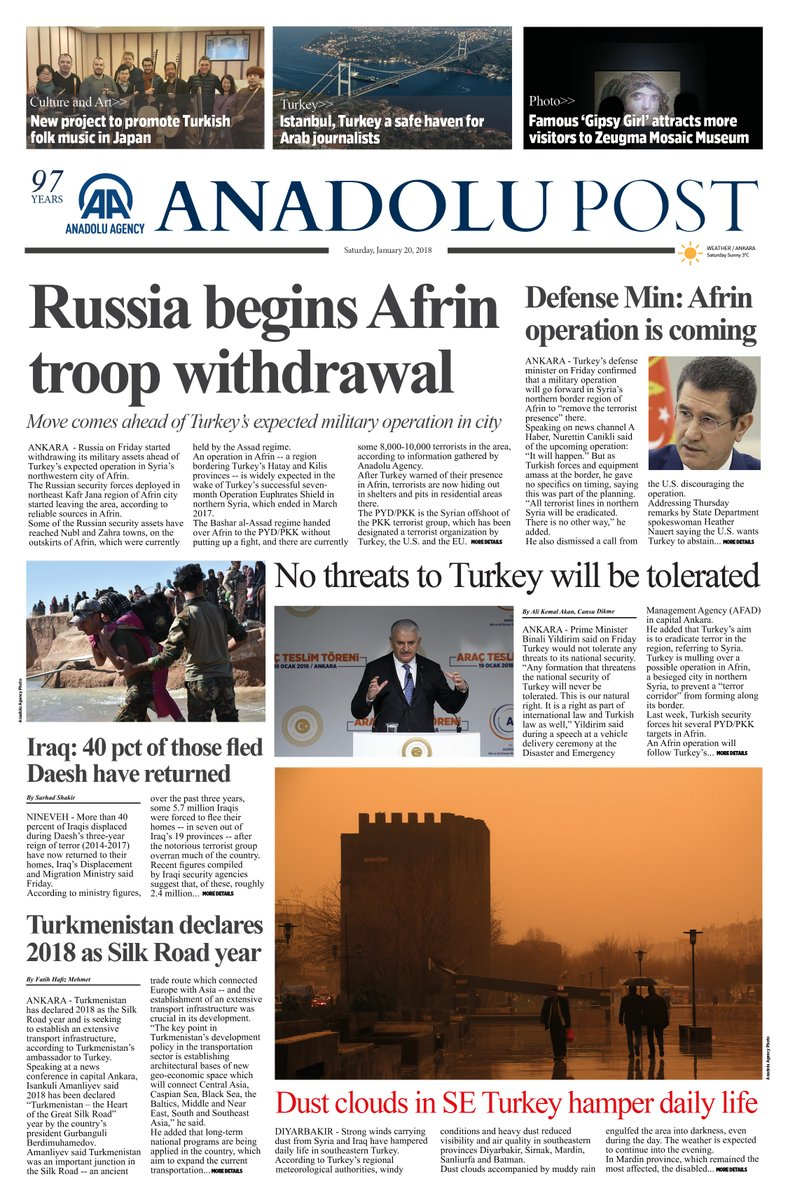 ΕΚΤΑΚΤΟ – Μιλάνε πλέον τα όπλα στην Αφρίν: Ανοιξαν πυρ και οι Αμερικανοί – «Θα τους κάψουμε ζωντανούς έναν-έναν – Θα μπούμε Τουρκία» λένε οι Κούρδοι - Εικόνα9