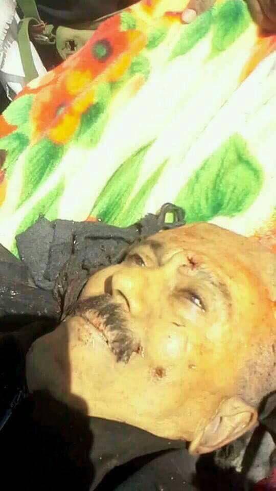 ΕΚΤΑΚΤΟ – Προσοχή σκληρές εικόνες: Νεκρός ο πρώην πρόεδρος της Υεμένης – Τον καθάρισαν Ιρανοί και Χούθι μετά την προδοσία - Εικόνα1