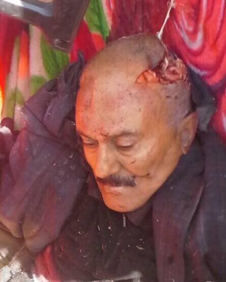 ΕΚΤΑΚΤΟ – Προσοχή σκληρές εικόνες: Νεκρός ο πρώην πρόεδρος της Υεμένης – Τον καθάρισαν Ιρανοί και Χούθι μετά την προδοσία - Εικόνα2