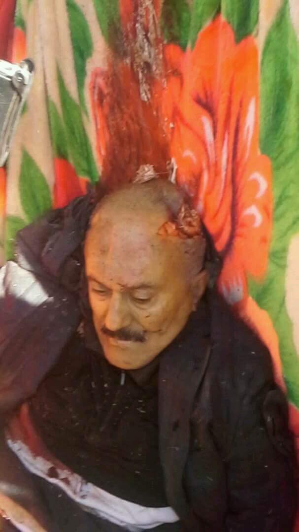 ΕΚΤΑΚΤΟ – Προσοχή σκληρές εικόνες: Νεκρός ο πρώην πρόεδρος της Υεμένης – Τον καθάρισαν Ιρανοί και Χούθι μετά την προδοσία - Εικόνα4