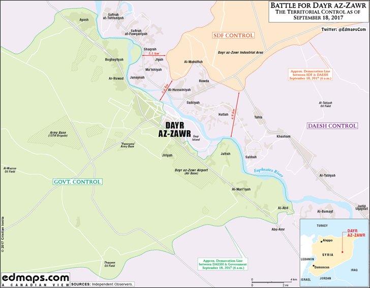 ΕΚΤΑΚΤΟ – Σφοδρές συγκρούσεις ρωσοσυριακών δυνάμεων και Κούρδων στις πετρελαιοπηγές του Ευφράτη – Άνοιξαν τα φράγματα οι ΗΠΑ – Προστρέχουν σε βοήθεια οι Τούρκοι κόβοντας τη ροή του ποταμού! - Εικόνα12