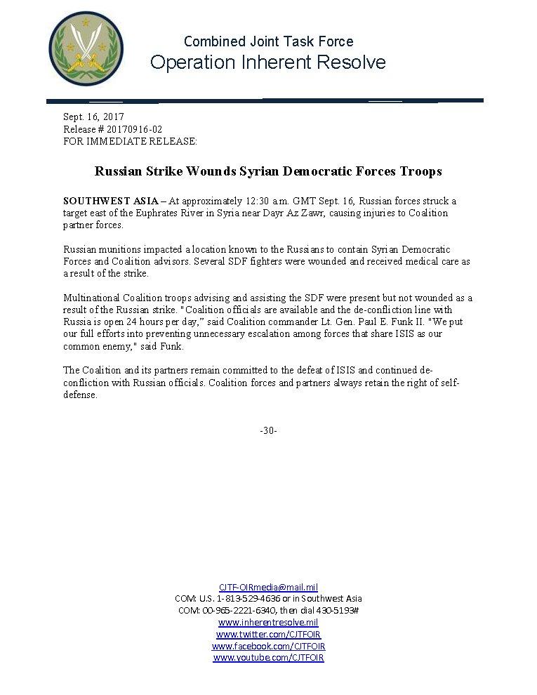 ΕΚΤΑΚΤΟ – Σφοδρές συγκρούσεις ρωσοσυριακών δυνάμεων και Κούρδων στις πετρελαιοπηγές του Ευφράτη – Άνοιξαν τα φράγματα οι ΗΠΑ – Προστρέχουν σε βοήθεια οι Τούρκοι κόβοντας τη ροή του ποταμού! - Εικόνα13