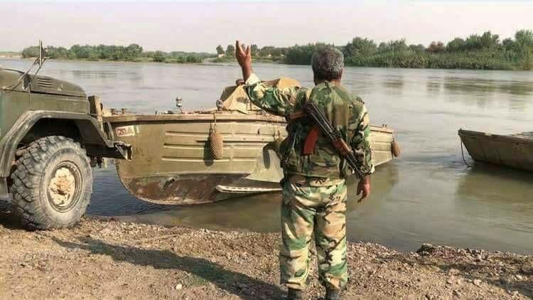 ΕΚΤΑΚΤΟ – Σφοδρές συγκρούσεις ρωσοσυριακών δυνάμεων και Κούρδων στις πετρελαιοπηγές του Ευφράτη – Άνοιξαν τα φράγματα οι ΗΠΑ – Προστρέχουν σε βοήθεια οι Τούρκοι κόβοντας τη ροή του ποταμού! - Εικόνα15