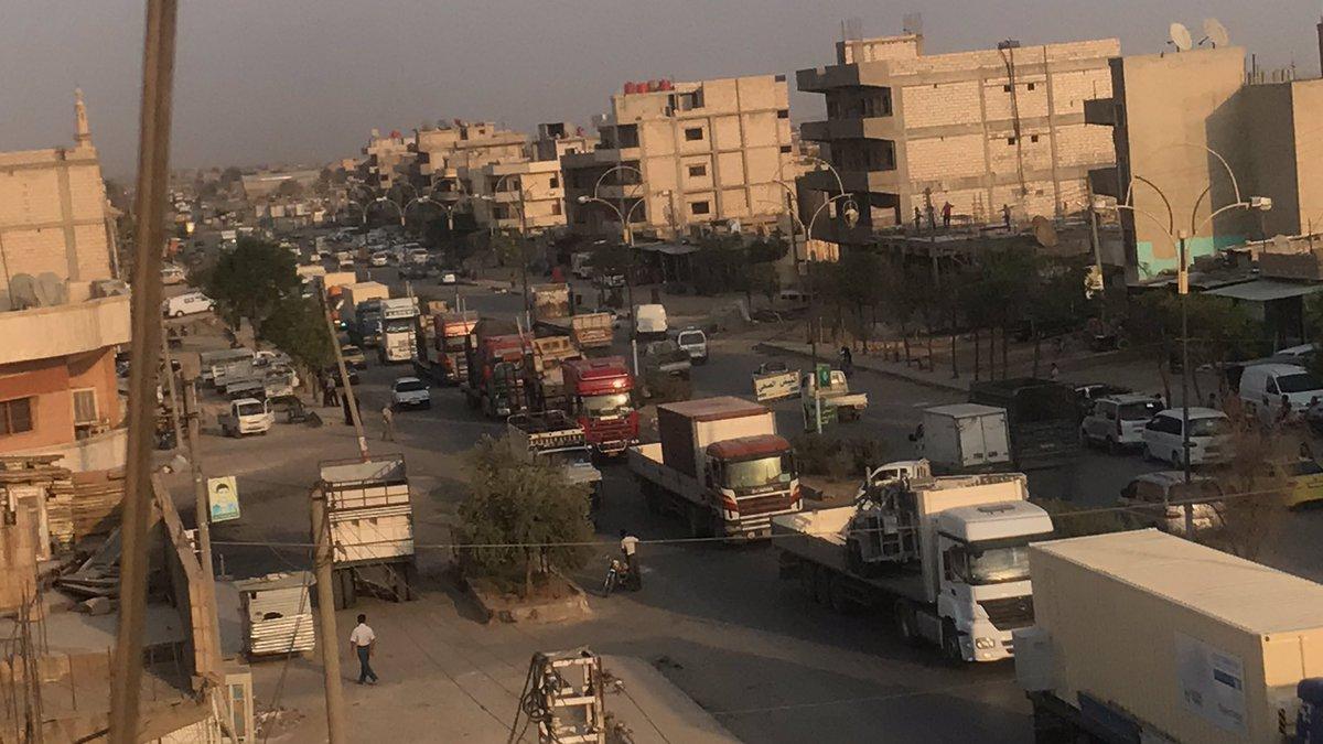 ΕΚΤΑΚΤΟ – Σφοδρές συγκρούσεις ρωσοσυριακών δυνάμεων και Κούρδων στις πετρελαιοπηγές του Ευφράτη – Άνοιξαν τα φράγματα οι ΗΠΑ – Προστρέχουν σε βοήθεια οι Τούρκοι κόβοντας τη ροή του ποταμού! - Εικόνα16