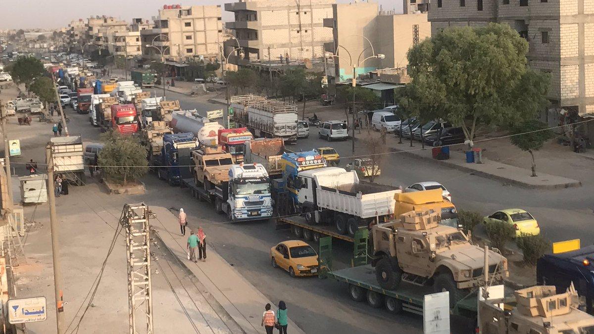 ΕΚΤΑΚΤΟ – Σφοδρές συγκρούσεις ρωσοσυριακών δυνάμεων και Κούρδων στις πετρελαιοπηγές του Ευφράτη – Άνοιξαν τα φράγματα οι ΗΠΑ – Προστρέχουν σε βοήθεια οι Τούρκοι κόβοντας τη ροή του ποταμού! - Εικόνα17