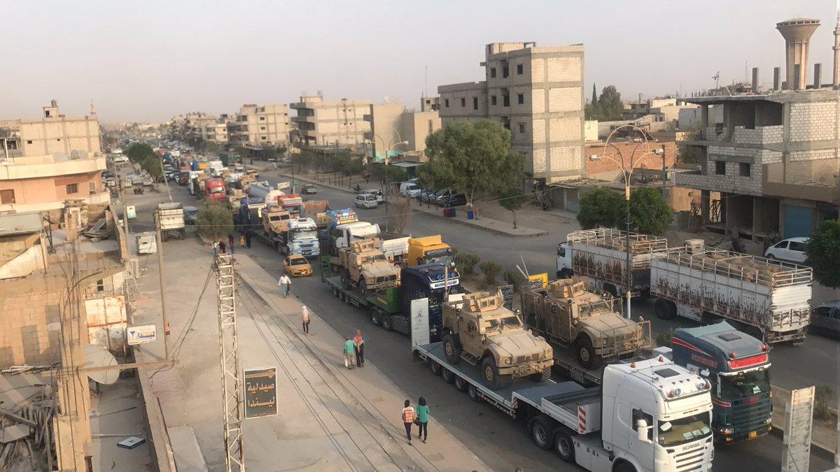 ΕΚΤΑΚΤΟ – Σφοδρές συγκρούσεις ρωσοσυριακών δυνάμεων και Κούρδων στις πετρελαιοπηγές του Ευφράτη – Άνοιξαν τα φράγματα οι ΗΠΑ – Προστρέχουν σε βοήθεια οι Τούρκοι κόβοντας τη ροή του ποταμού! - Εικόνα18