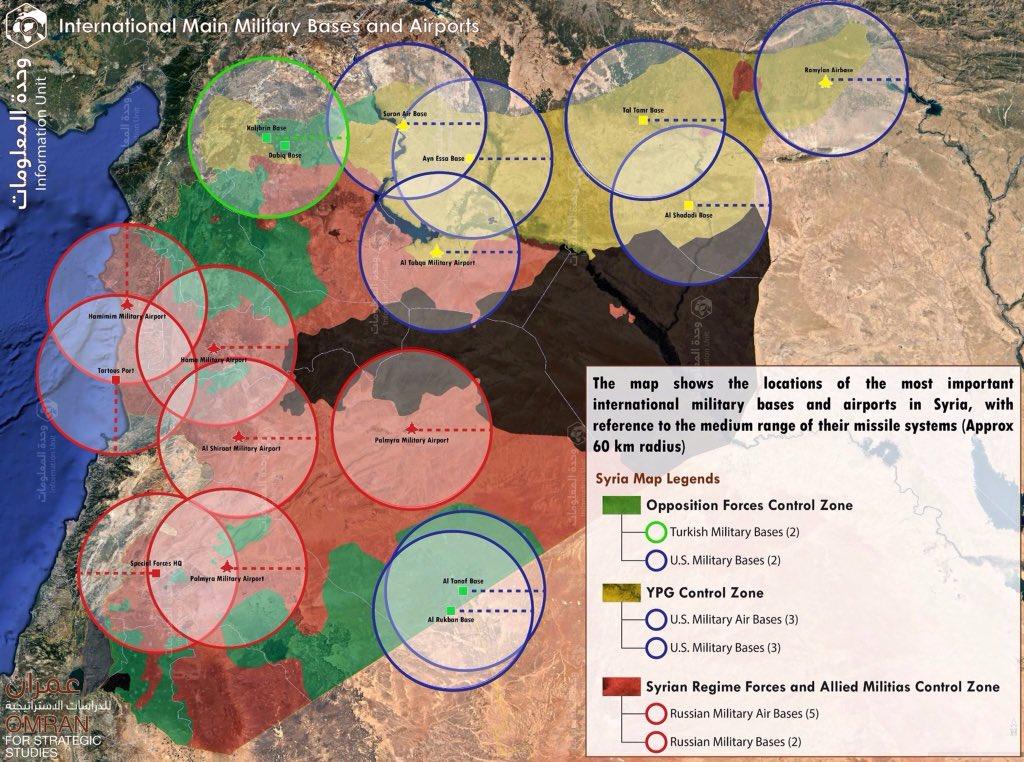 ΕΚΤΑΚΤΟ – Σφοδρές συγκρούσεις ρωσοσυριακών δυνάμεων και Κούρδων στις πετρελαιοπηγές του Ευφράτη – Άνοιξαν τα φράγματα οι ΗΠΑ – Προστρέχουν σε βοήθεια οι Τούρκοι κόβοντας τη ροή του ποταμού! - Εικόνα3