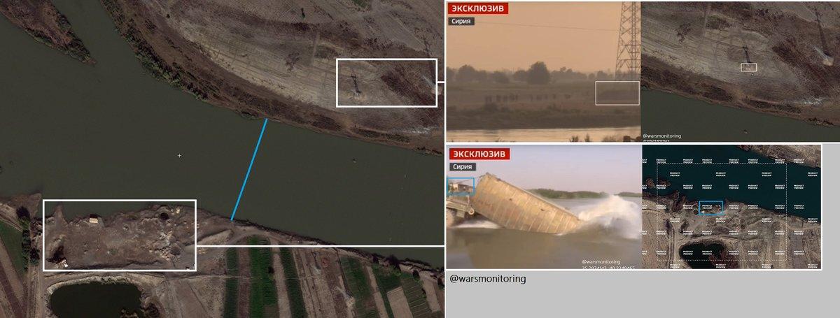 ΕΚΤΑΚΤΟ – Σφοδρές συγκρούσεις ρωσοσυριακών δυνάμεων και Κούρδων στις πετρελαιοπηγές του Ευφράτη – Άνοιξαν τα φράγματα οι ΗΠΑ – Προστρέχουν σε βοήθεια οι Τούρκοι κόβοντας τη ροή του ποταμού! - Εικόνα6