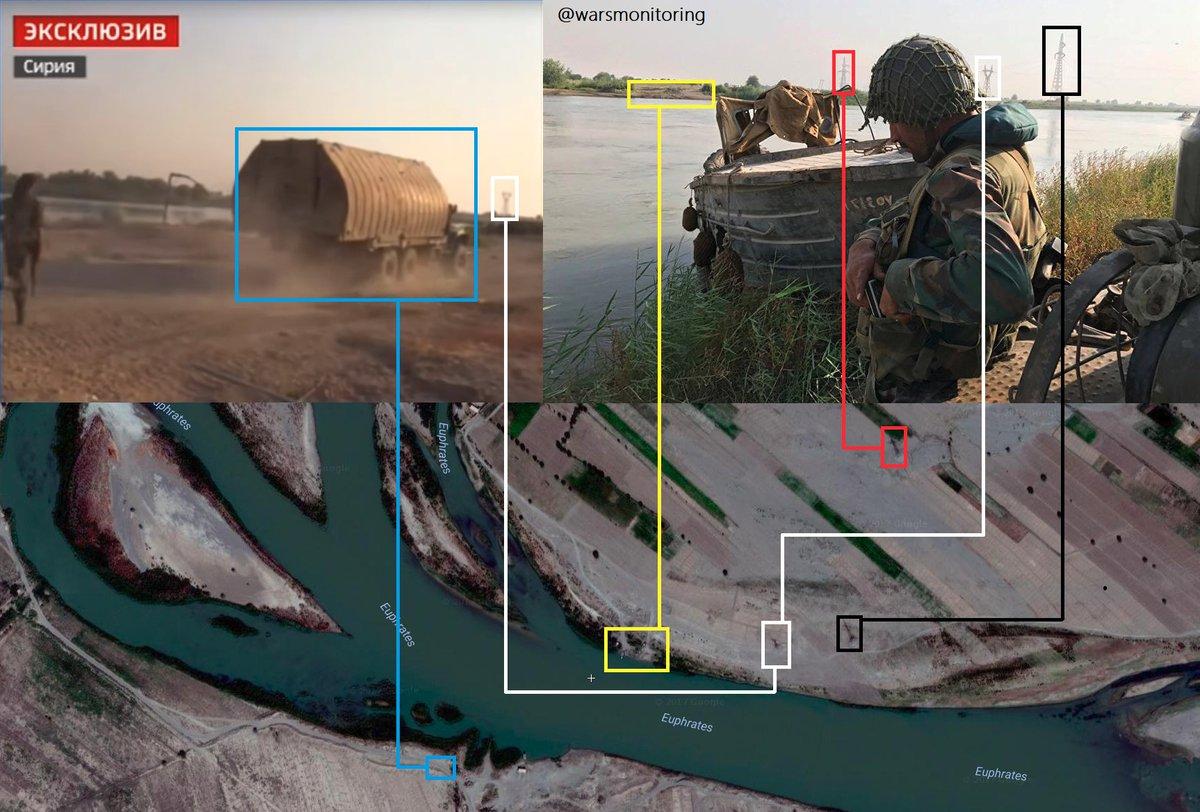 ΕΚΤΑΚΤΟ – Σφοδρές συγκρούσεις ρωσοσυριακών δυνάμεων και Κούρδων στις πετρελαιοπηγές του Ευφράτη – Άνοιξαν τα φράγματα οι ΗΠΑ – Προστρέχουν σε βοήθεια οι Τούρκοι κόβοντας τη ροή του ποταμού! - Εικόνα7