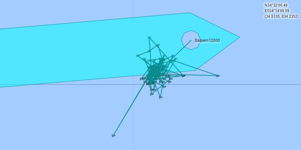 ΕΚΤΑΚΤΟ – Υπό τουρκικό Ναυτικό αποκλεισμό Ίμια και οικόπεδο 3 της Κυπριακής ΑΟΖ – Στον αέρα η γεώτρηση - Εικόνα0