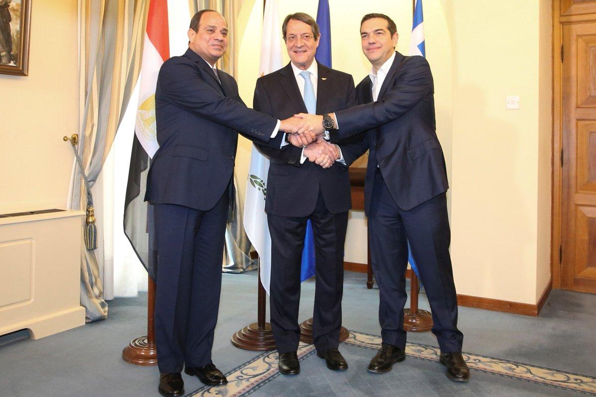 ΕΚΤΑΚΤΟ – Τριπλή οριοθέτηση ΑΟΖ Ελλάδας-Αιγύπτου-Κύπρου – Ραγδαίες εξελίξεις για αγωγό από το «12» προς αιγυπτιακά τερματικά - Εικόνα2