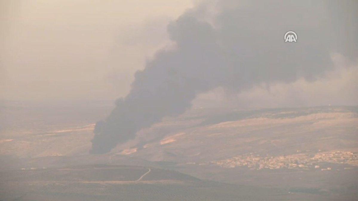 ΕΚΤΑΚΤΟ – Βομβαρδίζουν Κούρδους και Αμερικανούς με 20 μαχητικά οι Τούρκοι – Καταιγίδα MANPADS – Tσάκισαν τουρκική περίπολο - Εικόνα1