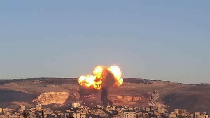 ΕΚΤΑΚΤΟ – Βομβαρδίζουν Κούρδους και Αμερικανούς με 20 μαχητικά οι Τούρκοι – Καταιγίδα MANPADS – Tσάκισαν τουρκική περίπολο - Εικόνα10