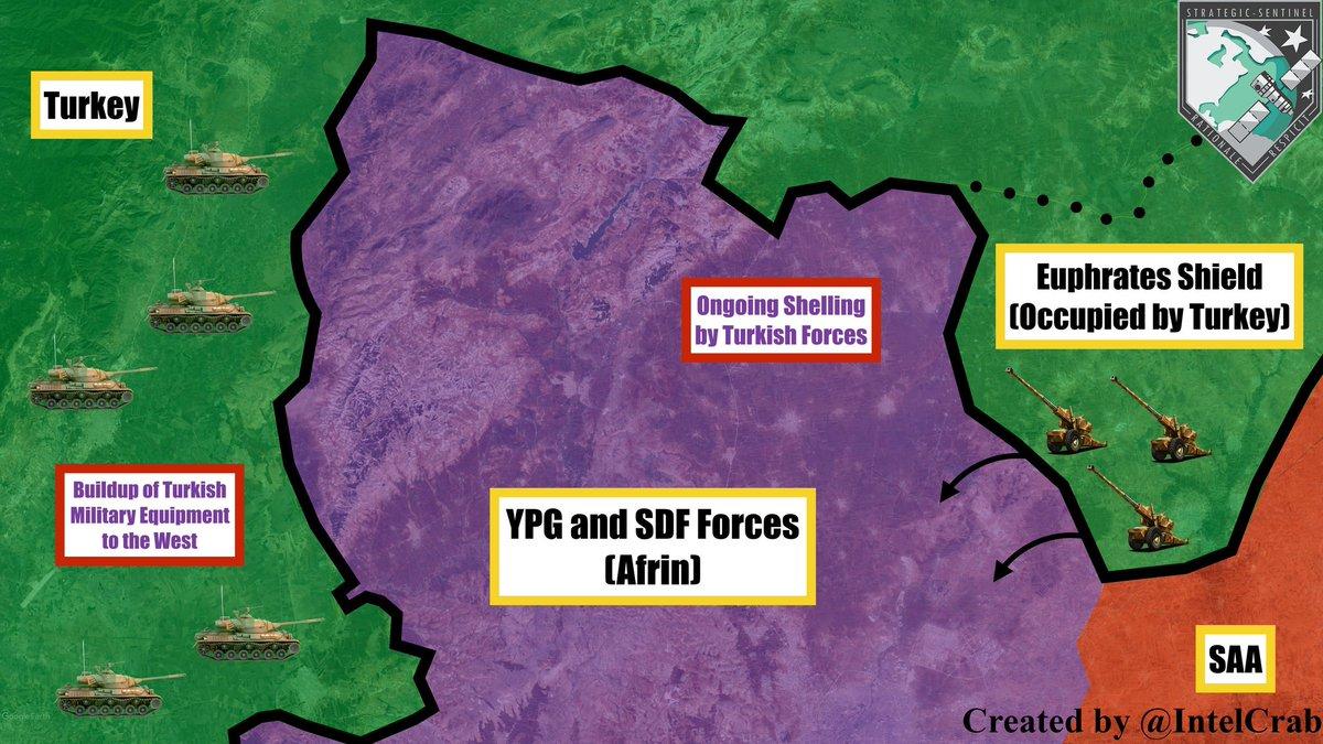 ΕΚΤΑΚΤΟ – Βομβαρδίζουν Κούρδους και Αμερικανούς με 20 μαχητικά οι Τούρκοι – Καταιγίδα MANPADS – Tσάκισαν τουρκική περίπολο - Εικόνα12
