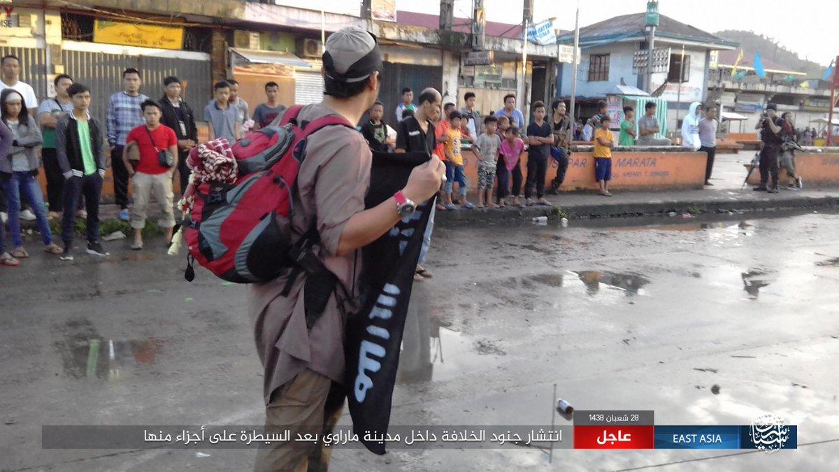 ΕΚΤΑΚΤΟ – Χαλέπι Νο 2 στις Ν.Φιλιππίνες – Εκλιπαρεί τον Β.Πούτιν για βοήθεια ο Ρ.Ντουτέρτε: «Δέχομαι εισβολή τζιχαντιστών από όλες τις χώρες του κόσμου» -Υψώθηκαν σημαίες του ISIS – Αγριες συγκρούσεις και αποκεφαλισμοί – Δείτε βίντεο - Εικόνα24