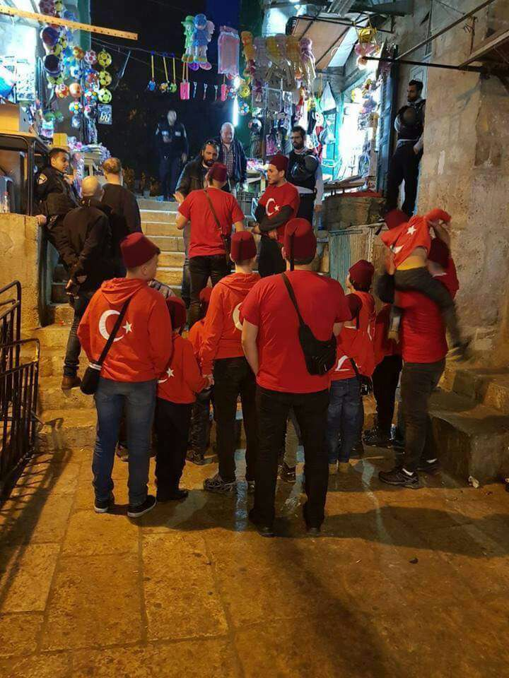 ΕΚΤΑΚΤΟ- Αγριο ξύλο και συλλήψεις Τούρκων στην Ιερουσαλήμ – Απασφάλισε το Ισραήλ – Νέα υπόθεση Μαβί Μαρμαρά – Δείτε το Βίντεο - Εικόνα0