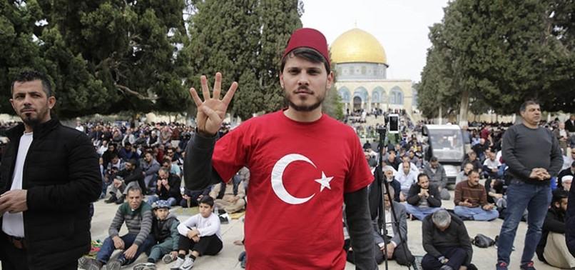 ΕΚΤΑΚΤΟ- Αγριο ξύλο και συλλήψεις Τούρκων στην Ιερουσαλήμ – Απασφάλισε το Ισραήλ – Νέα υπόθεση Μαβί Μαρμαρά – Δείτε το Βίντεο - Εικόνα1