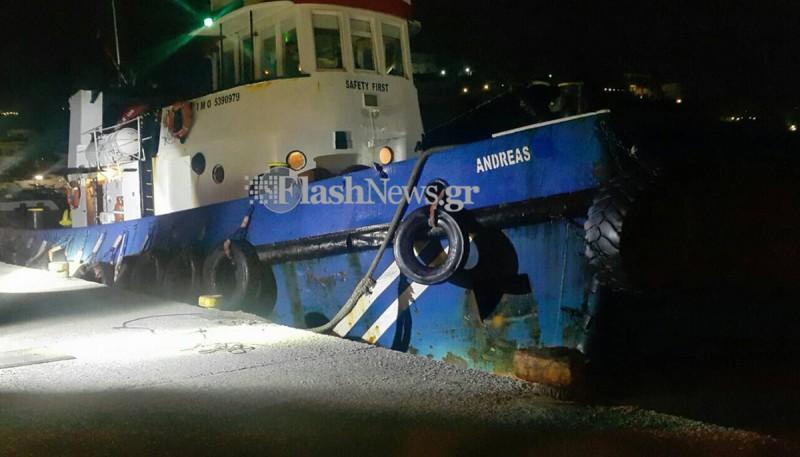 Έκτακτο: Ανταλλαγή πυροβολισμών και ρεσάλτο από κομάντος της ΜΥΑ σε πλοίο νότια της Κρήτης - Εικόνα1