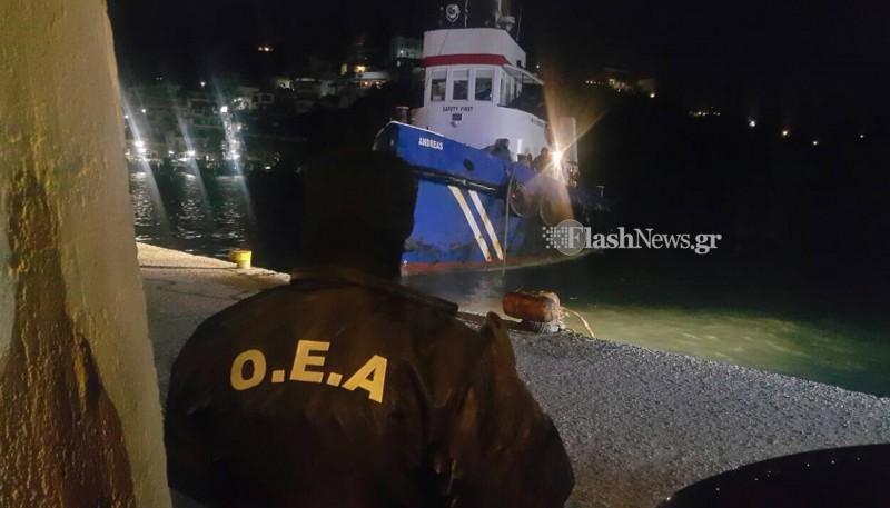 Έκτακτο: Ανταλλαγή πυροβολισμών και ρεσάλτο από κομάντος της ΜΥΑ σε πλοίο νότια της Κρήτης - Εικόνα2