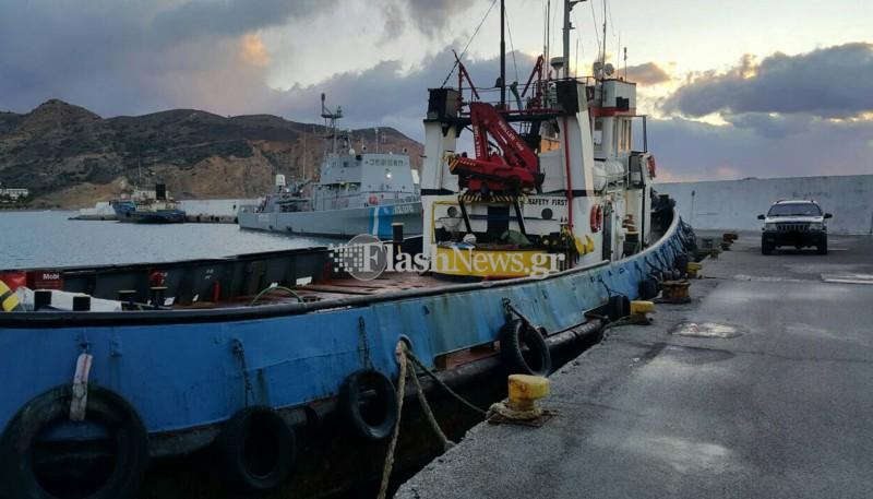 Έκτακτο: Ανταλλαγή πυροβολισμών και ρεσάλτο από κομάντος της ΜΥΑ σε πλοίο νότια της Κρήτης - Εικόνα3