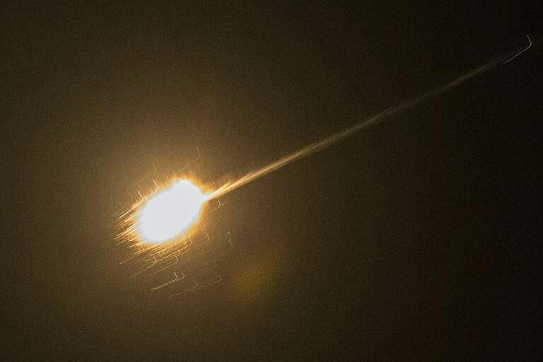 ΕΚΤΑΚΤΟ: Διπλωματικό επεισόδιο Ρωσίας-Ισραήλ με τρομαχτικές απειλές: «Tην επόμενη φορά θα καταρρίψουμε και το F-35» -Ομοβροντία αντιαεροπορικών πυραύλων από τη Συρία (εικόνες, βίντεο) - Εικόνα5