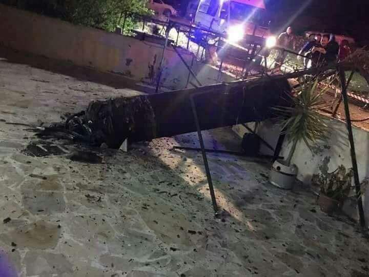 ΕΚΤΑΚΤΟ: Διπλωματικό επεισόδιο Ρωσίας-Ισραήλ με τρομαχτικές απειλές: «Tην επόμενη φορά θα καταρρίψουμε και το F-35» -Ομοβροντία αντιαεροπορικών πυραύλων από τη Συρία (εικόνες, βίντεο) - Εικόνα7