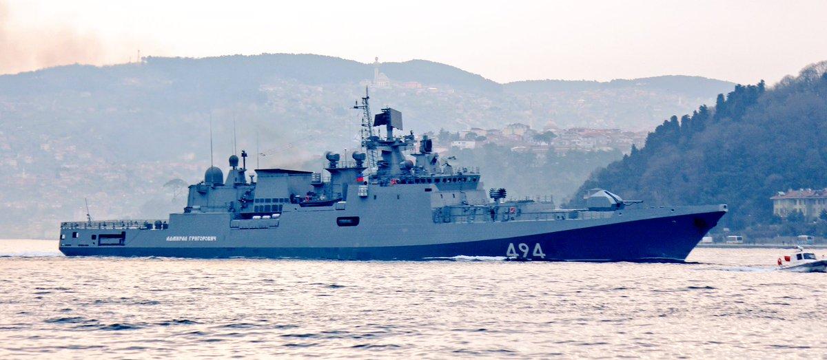 """ΕΚΤΑΚΤΟ: Τα φονικά πυρηνοκίνητα υποβρύχια μαζί με την υπερ-φρεγάτα «Admiral Grigorovich» και πυραύλους SS-N-27 """"Sizzler"""" στέλνει απέναντι από τον 6ο Στόλο στη Μεσόγειο ο Β.Πούτιν! - Εικόνα3"""
