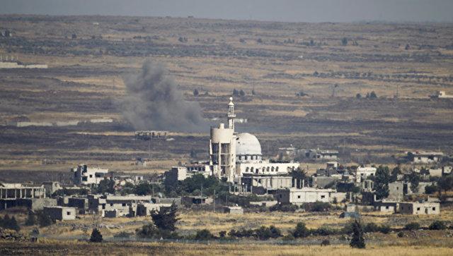 ΕΚΤΑΚΤΟ: Η Ισραηλινή αεροπορία κτύπησε τον στρατό του Άσαντ και οι Σύροι έριξαν πυρά στο Γκολάν – ΗΠΑ και Ισραήλ κήρυξαν τον πόλεμο σε Συρία-Ρωσία ; - Εικόνα0