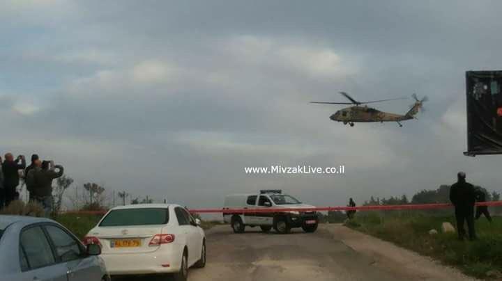 ΕΚΤΑΚΤΟ -Κατάρριψη Ισραηλινού μαχητικού F-16 και ελικοπτέρου από ρωσικά αντιαεροπορικά πυρά – Πατήθηκαν οι S-400; Ολονύχτια κόλαση στην Συρία - Εικόνα0