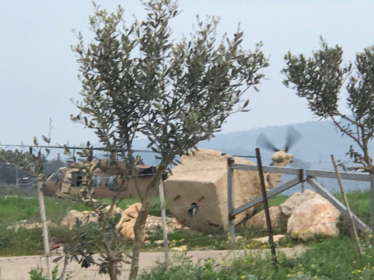 ΕΚΤΑΚΤΟ -Κατάρριψη Ισραηλινού μαχητικού F-16 και ελικοπτέρου από ρωσικά αντιαεροπορικά πυρά – Πατήθηκαν οι S-400; Ολονύχτια κόλαση στην Συρία - Εικόνα3