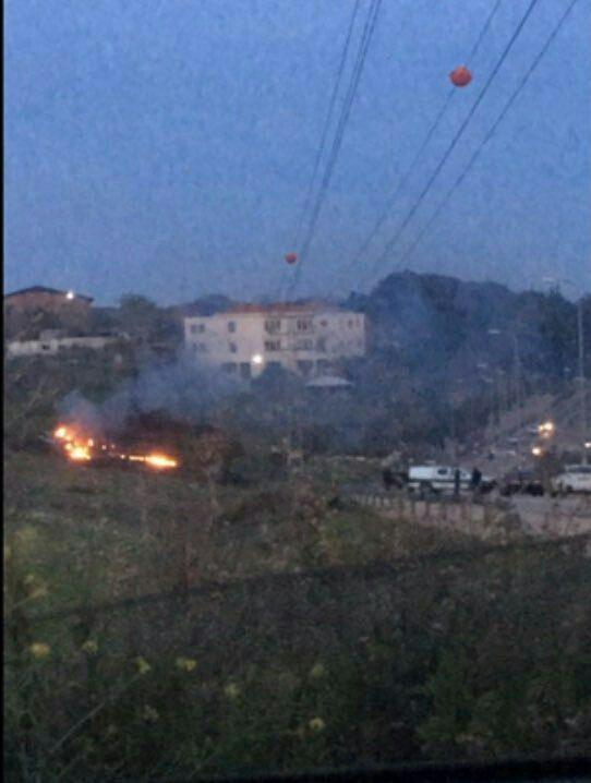ΕΚΤΑΚΤΟ -Κατάρριψη Ισραηλινού μαχητικού F-16 και ελικοπτέρου από ρωσικά αντιαεροπορικά πυρά – Πατήθηκαν οι S-400; Ολονύχτια κόλαση στην Συρία - Εικόνα4